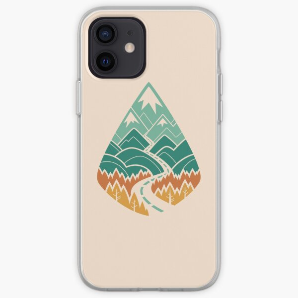 The Road Goes Ever On: Summer iPhone Soft Case