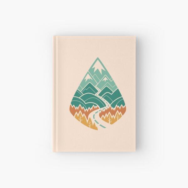 El camino sigue siempre: verano Cuaderno de tapa dura