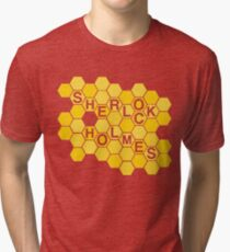 A Study In Honeycomb Tri-blend T-Shirt