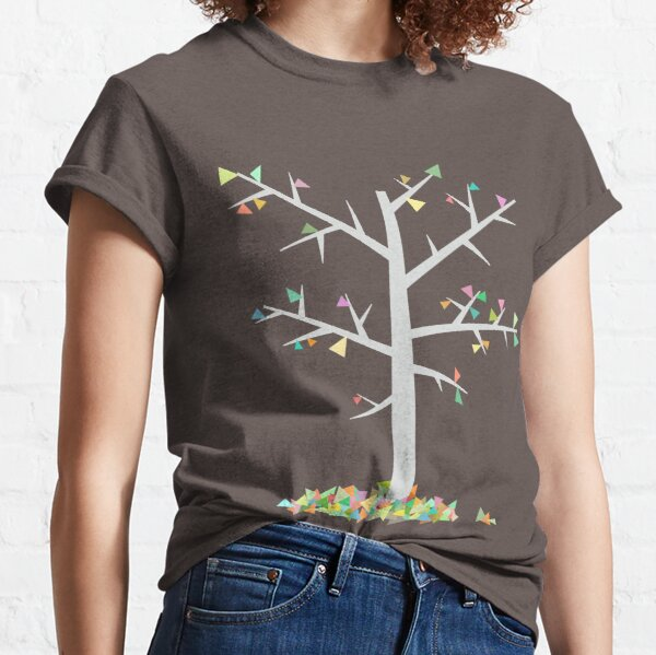 Tree Graphic Classic T-Shirt