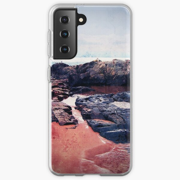 Castles In The Sand Samsung Galaxy Soft Case