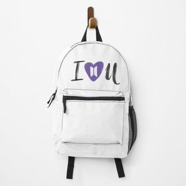 I Purple U Backpack