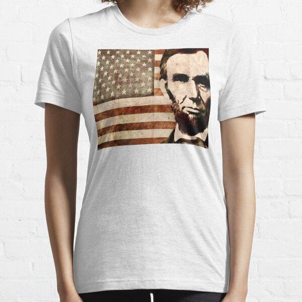 Abraham Lincoln Essential T-Shirt