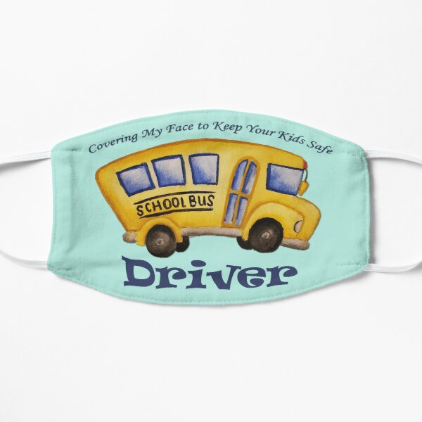School Bus Driver Face Mask Mask