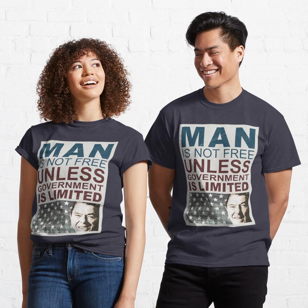 Ronald Reagan Classic T-Shirt