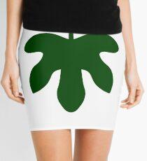 Fig Leaf Mini Skirt