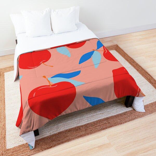 Delicious slices watermelon citrus fruit pattern Comforter