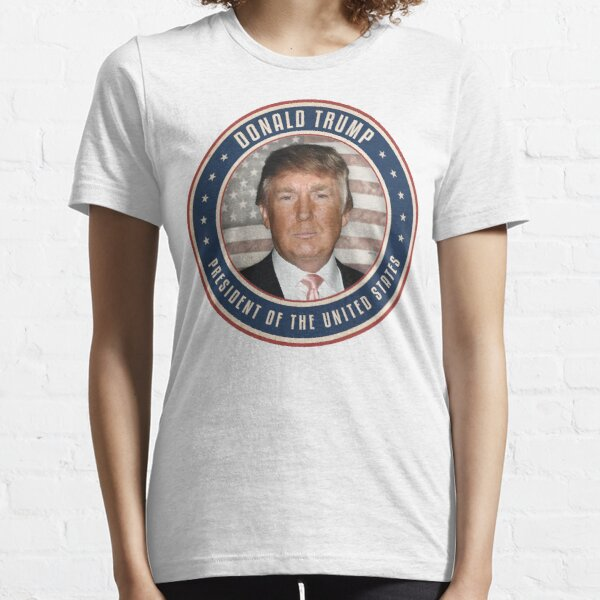 Vote Donald Trump President Essential T-Shirt
