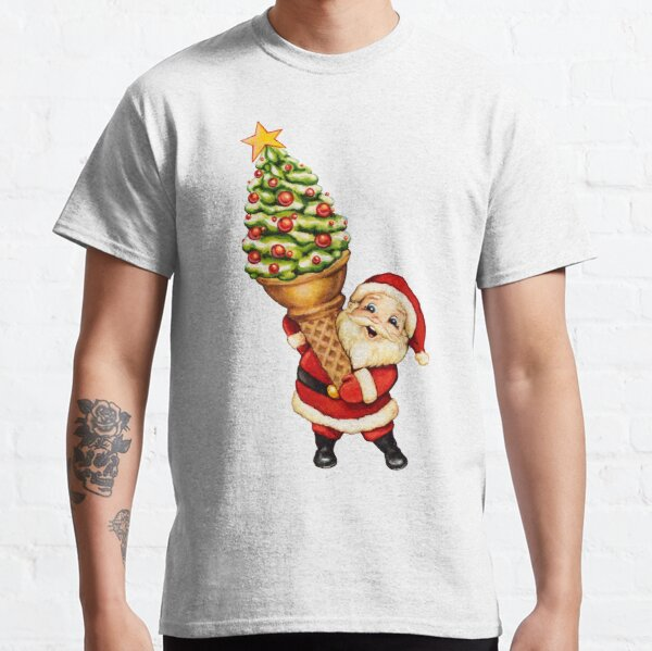 Christmas Cone Classic T-Shirt