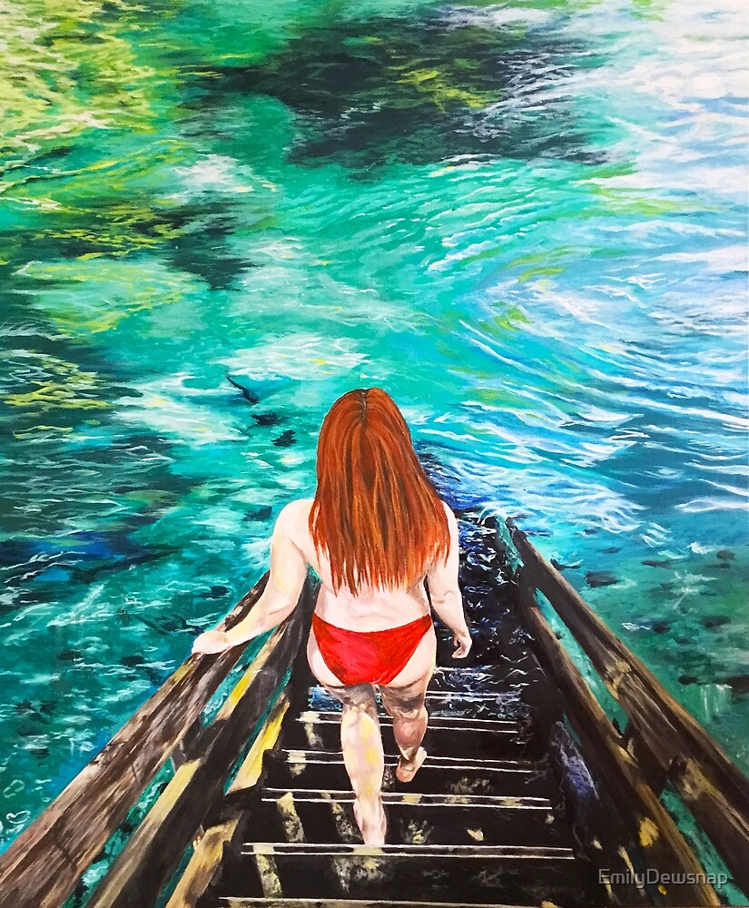 Ginnie Springs, Florida - Redhead by EmilyDewsnap