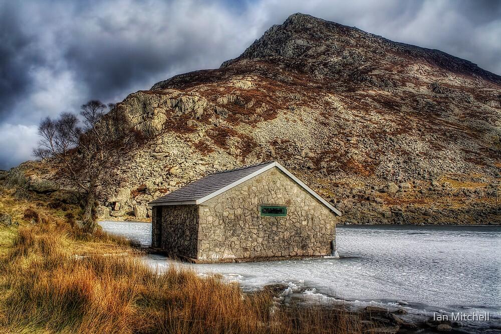 Frozen Lake by Ian Mitchell