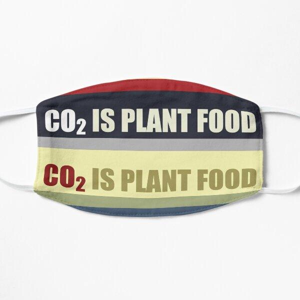 Carbon Dioxide Is Plant Food Mask