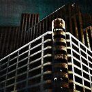 The City Sleeps by pat gamwell