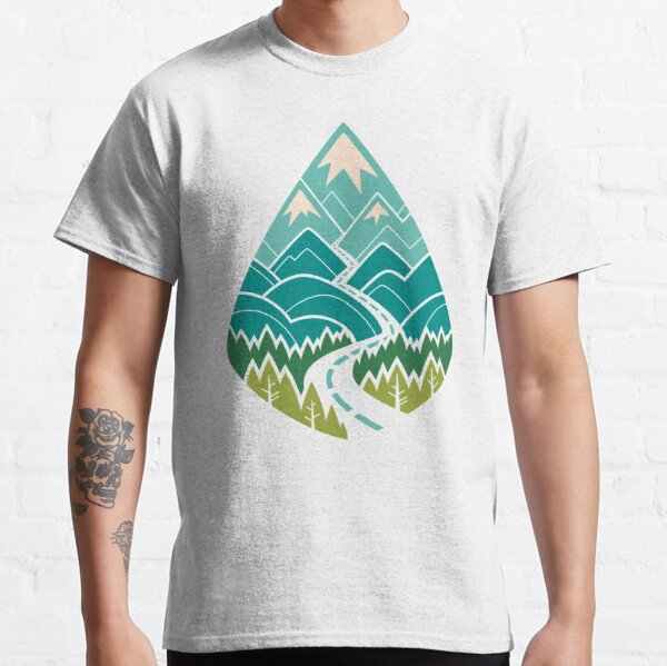 The Road Goes Ever On: Spring Classic T-Shirt