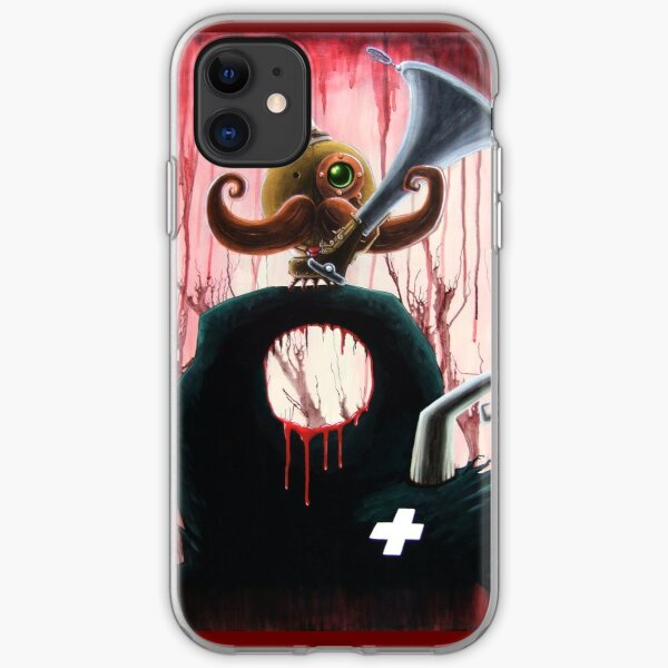 Colonel Henry Walrus Caruthers iPhone Soft Case