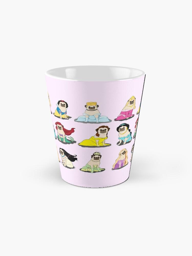 Alternate view of Pug Princesses Version 2 Mug