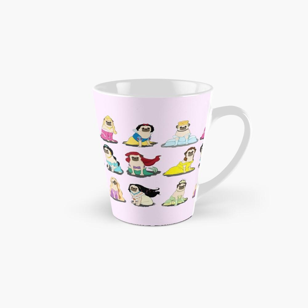 Pug Princesses Version 2 Mug