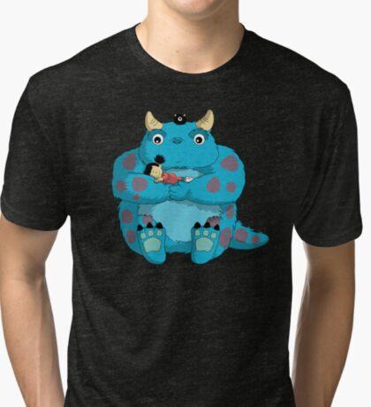 My Neighbor Sully Tri-blend T-Shirt