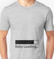Camiseta ajustada Baby Loading