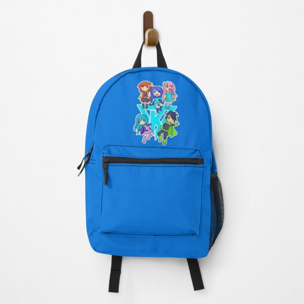 Funneh Heroes Light Blue Backpack