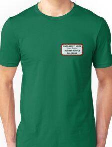 Ren - the rubber nipple salesman T-Shirt