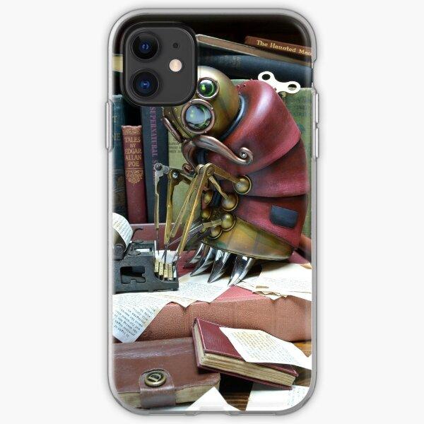 M. R. J. Blackwood iPhone Soft Case