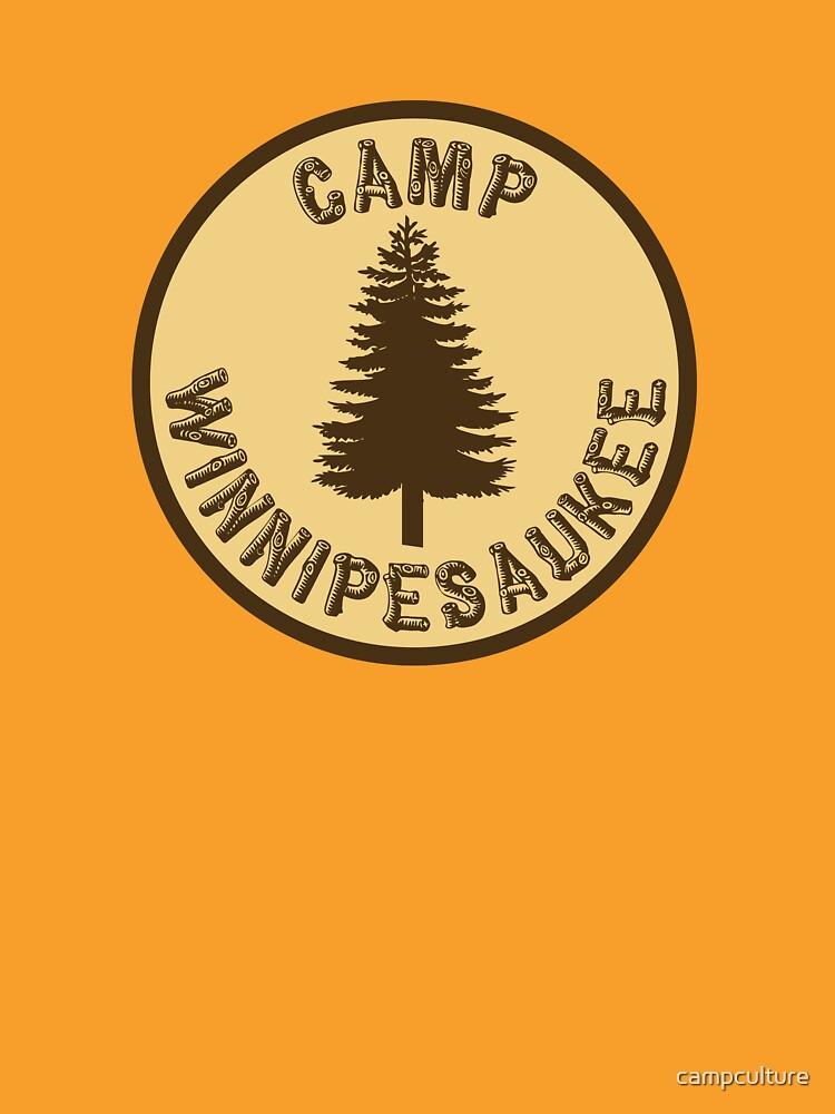Camp Winnipesaukee Shirt | Unisex T-Shirt