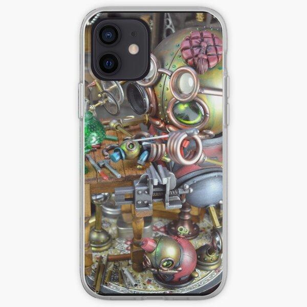 Sebastian Whittler  - Toy maker iPhone Soft Case