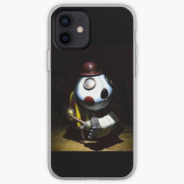 Mechanical Accordion Player iPhone Soft Case