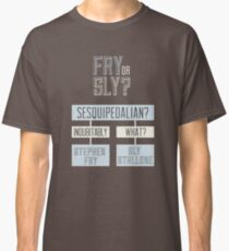 Fry or sly Classic T-Shirt