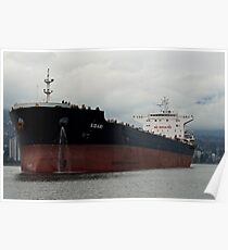 Freight liner Poster