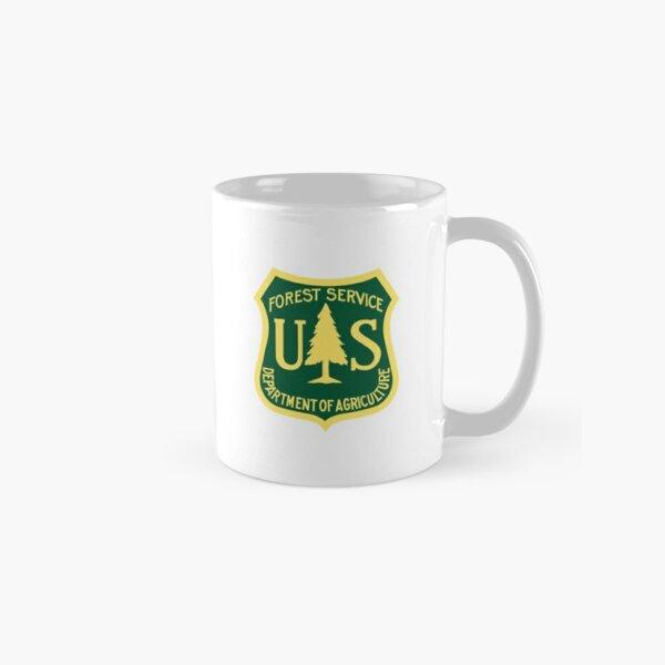 Forest Service Classic Mug