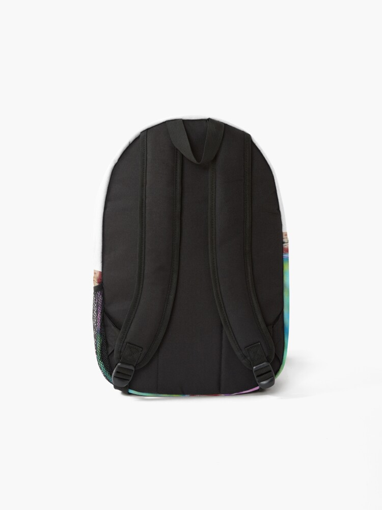 Alternate view of FASHION ILLUSTRATION MERMAID VIBES Backpack