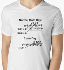 Exam Day Men's V-Neck T-Shirt