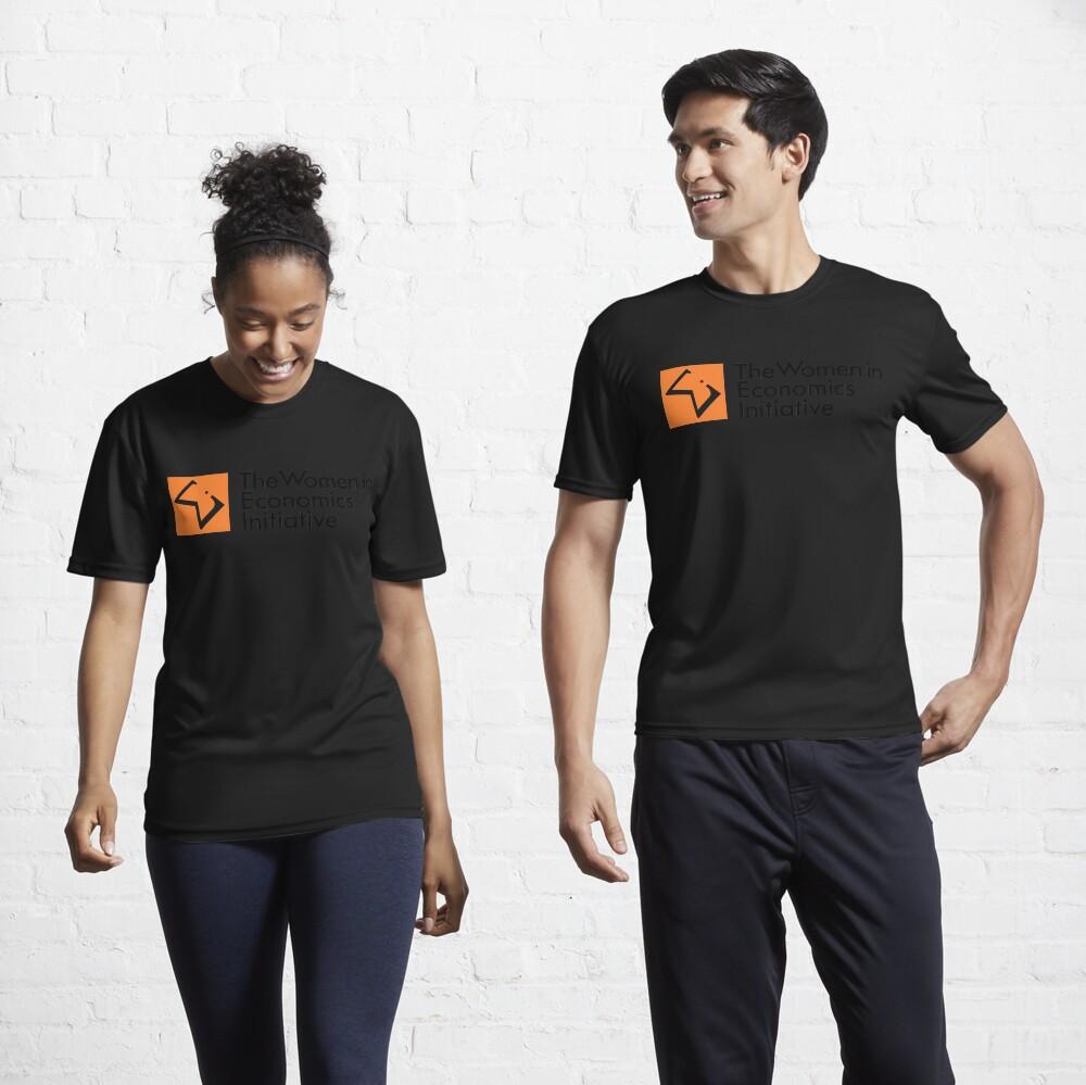 WiE Logo Active T-Shirt