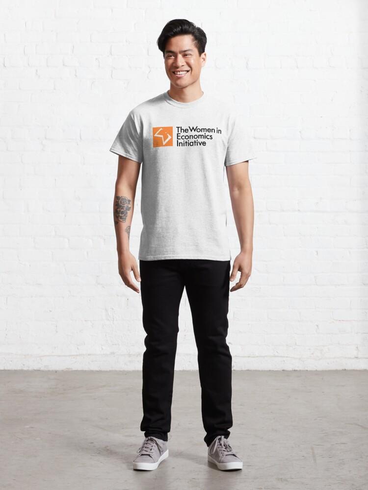 Alternate view of WiE Logo Classic T-Shirt