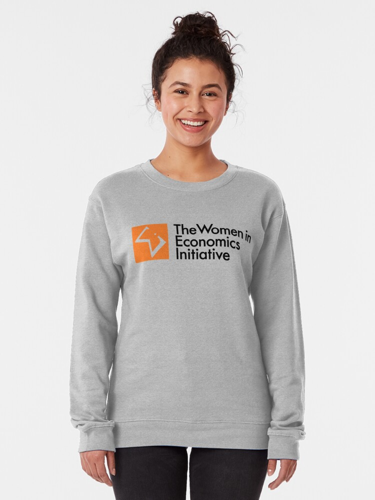 Alternate view of WiE Logo Pullover Sweatshirt