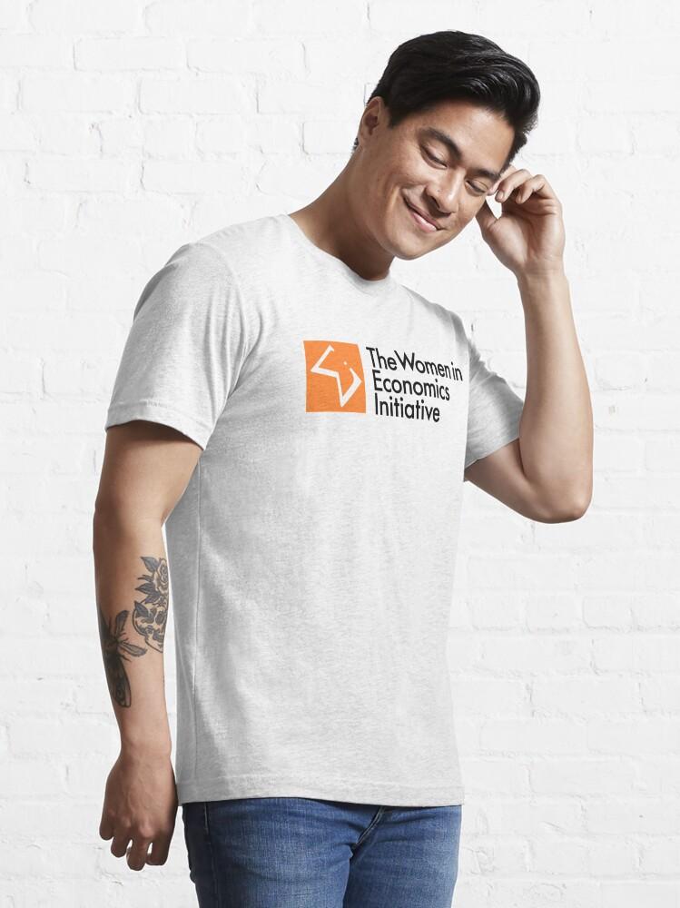 Alternate view of WiE Logo Essential T-Shirt
