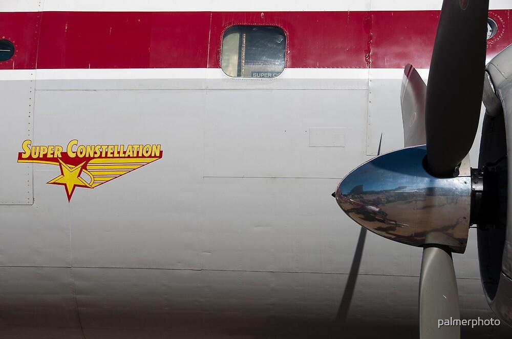 Connie Lockheed L-1049 Super Constellation by palmerphoto