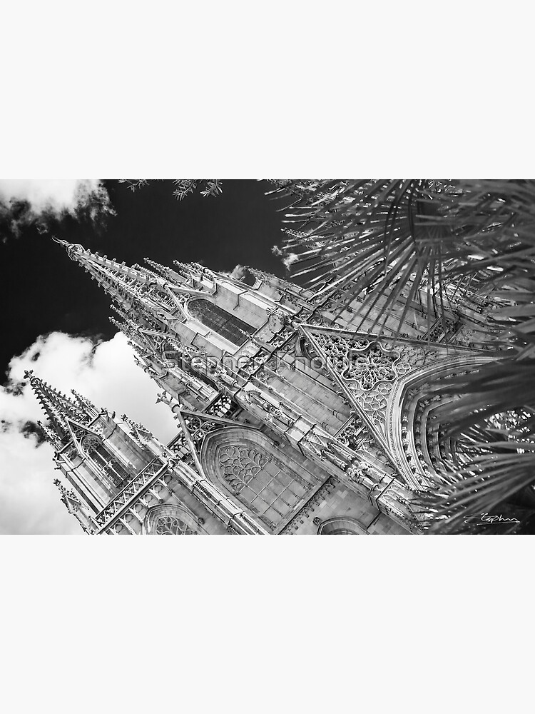 Barcelona Cathedral by stephenknowles