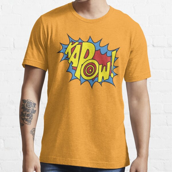 Kapow Essential T-Shirt