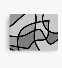 Monotone Canvas Print