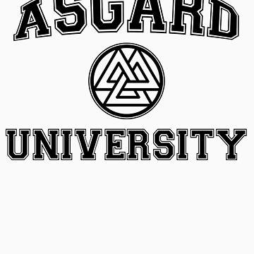 Asgard University by AnnaCybele