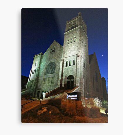 First Congregational Church Metal Print