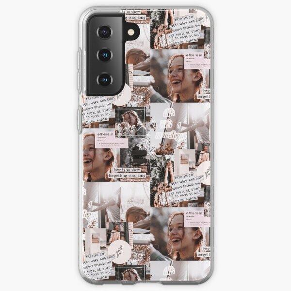 Collage... Anne Shirley Samsung Galaxy Soft Case