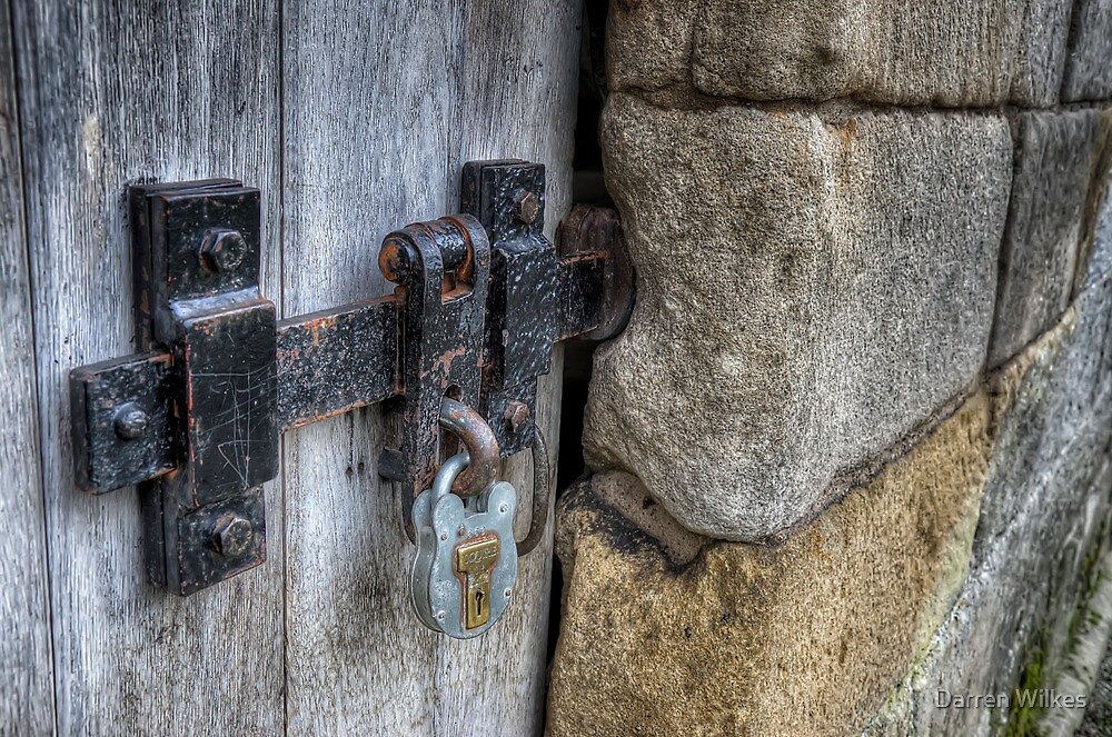Lock N Latch by Darren Wilkes