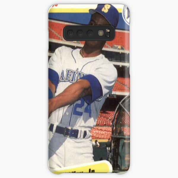 Ken Griffey Jr. Seattle Mariners Card Art Samsung Galaxy Snap Case