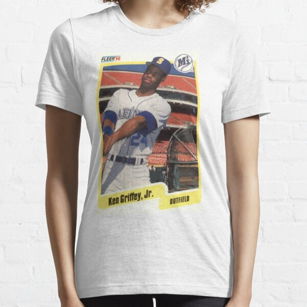 Ken Griffey Jr. Seattle Mariners Card Art Essential T-Shirt