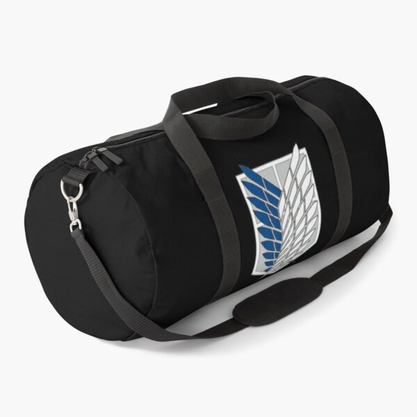 Attack on Titan Scouts Logo Duffle Bag