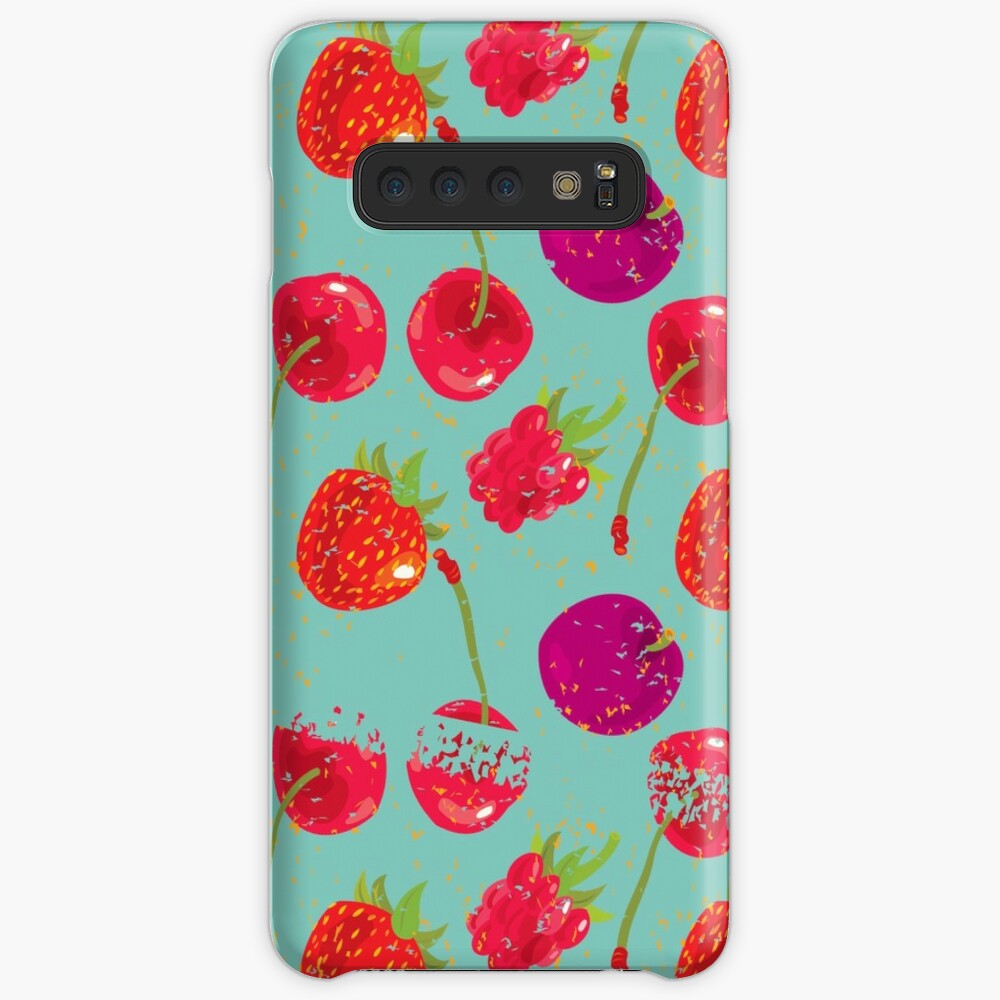 Sweet Berries Case & Skin for Samsung Galaxy